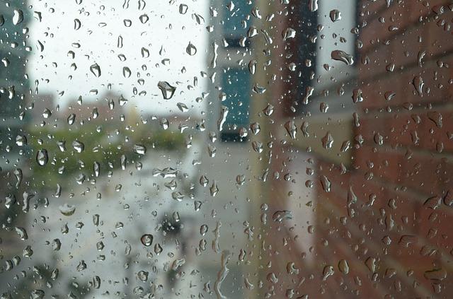 tips rainy day